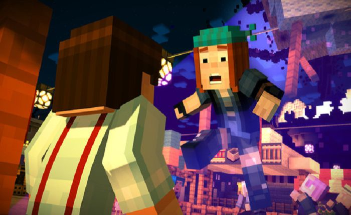 Official Minecraft: Story Mode - A Telltale Games Series