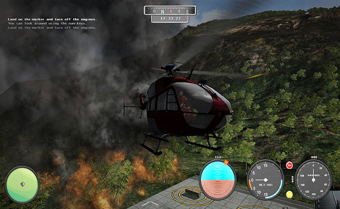 Official Mission Luftrettung (PC)