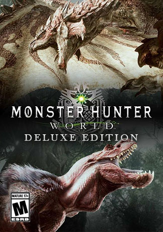 Official Monster Hunter: World - Deluxe Edition (PC)