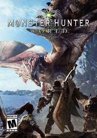 Official Monster Hunter: World (PC/NVIDIA)