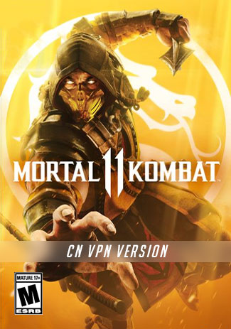 Official Mortal Kombat 11 (PC/CN)