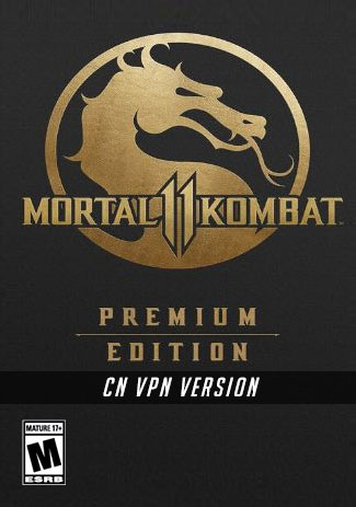 Official Mortal Kombat 11 Premium Edition (PC/CN)