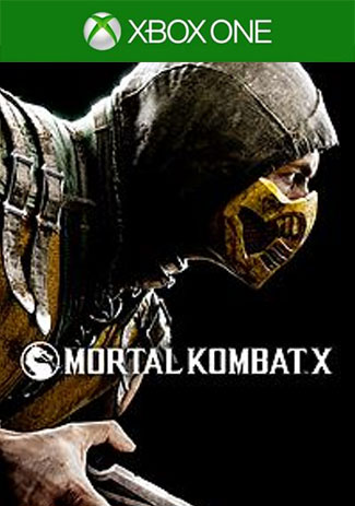Official Xbox One Mortal Kombat X (Xbox One Download Code/US)