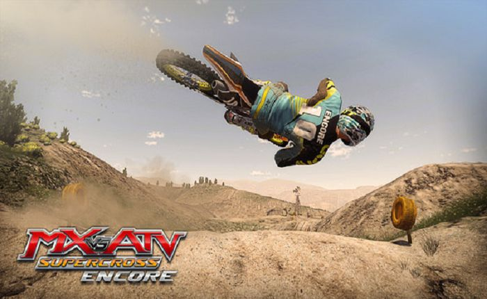 Official MX vs. ATV Supercross Encore (PC)