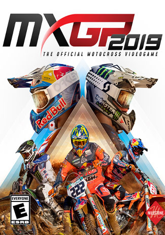 Official MXGP 2019 - The Official Motocross Videogame (PC/EU)