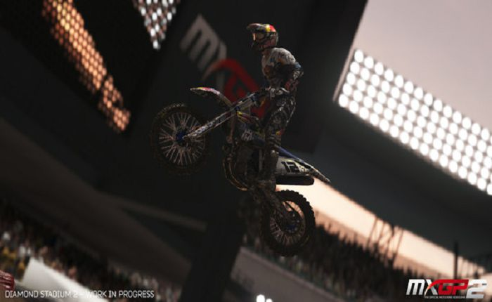 MXGP 2 - The Official Motocross Videogame фото