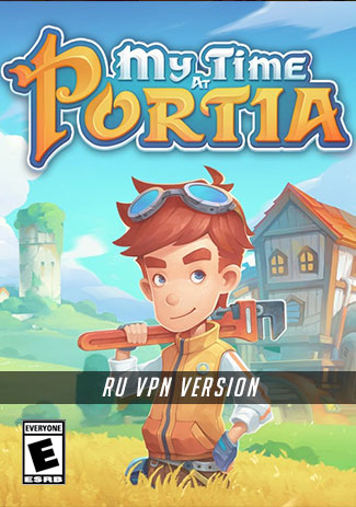 Official My Time At Portia (PC/RU)
