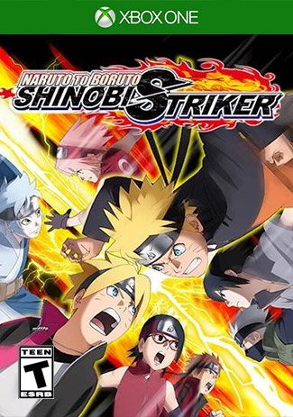 Official NARUTO TO BORUTO: SHINOBI STRIKER (Xbox One Download Code)