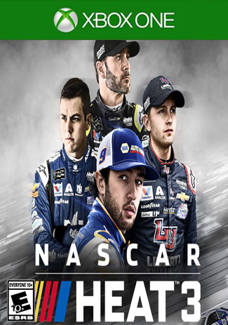 NASCAR Heat 3 (Xbox One Download Code)