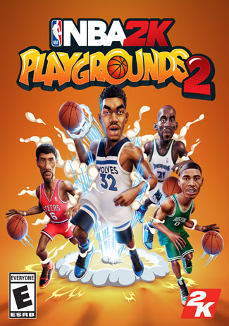 Official NBA 2K Playgrounds 2 (PC/EU)