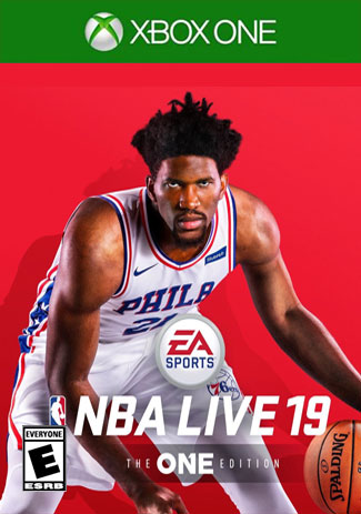Official NBA LIVE 19 The One Edition (Xbox One Download Code)