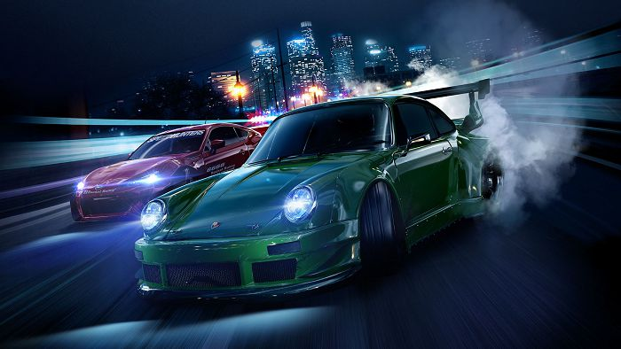Official Need for Speed / NFS 2016 (PC)