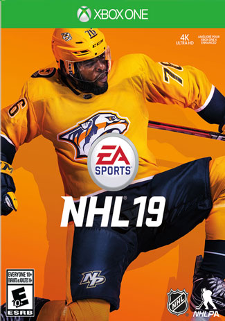 NHL 19 - Standard Edition (Xbox One Download Code)