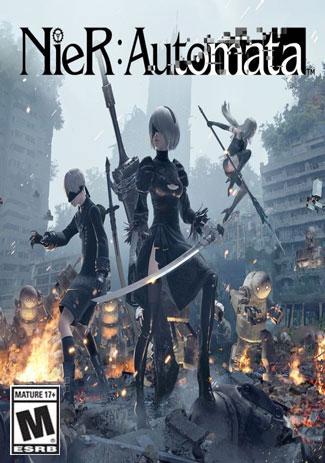 Official NieR: Automata (PC)