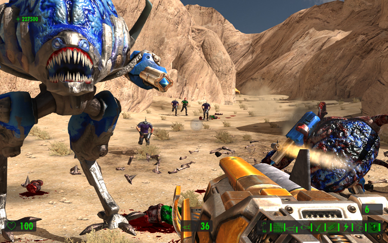 Official Serious Sam HD: 1st Encounter