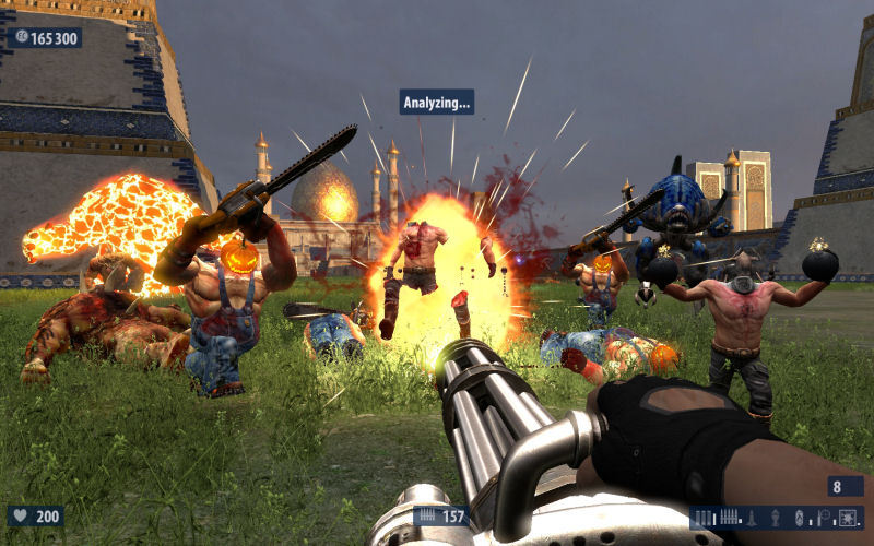 Official Serious Sam HD: 2nd Encounter
