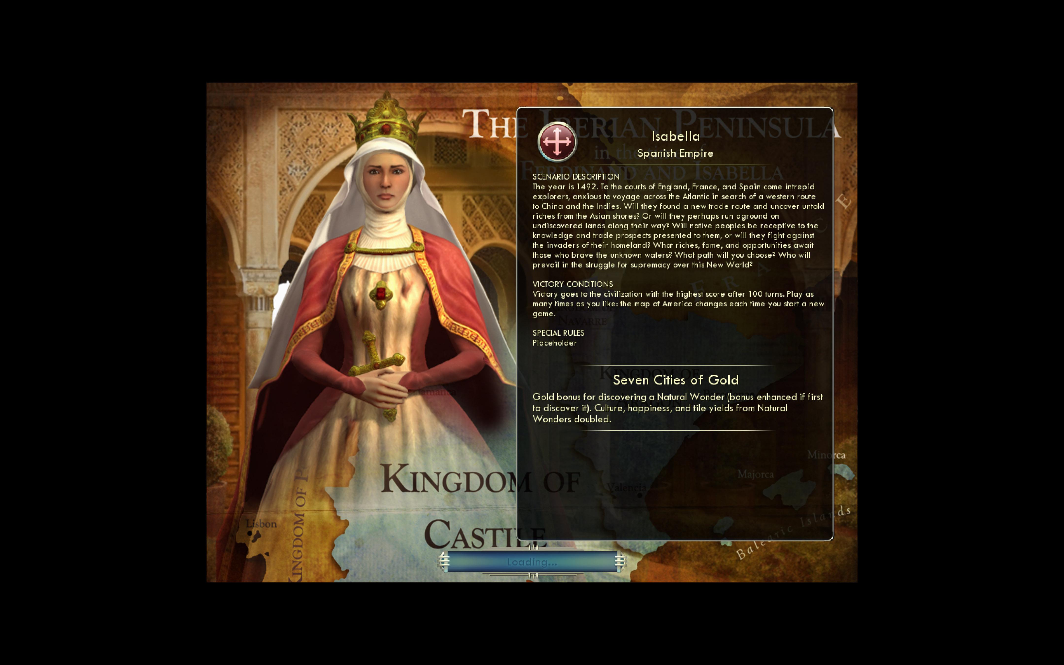 Official Sid Meier's Civilization V: Spain & Inca - Double Civilization and Scenario Pack