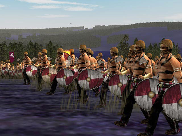Official Rome: Total War inc. Barbarian Invasion