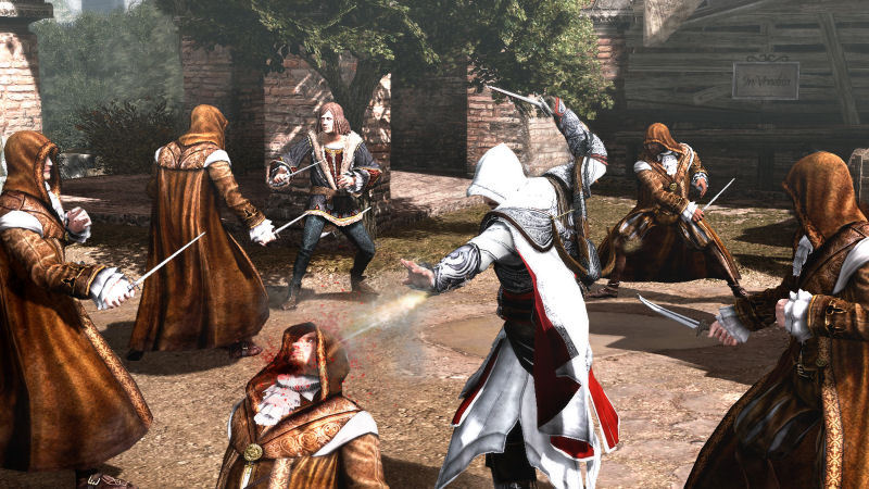 Official Assassin's Creed Brotherhood Deluxe Edition