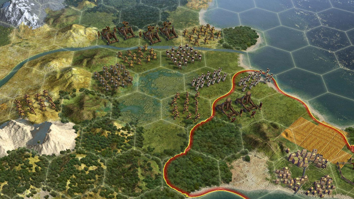 Official Sid Meier's Civilization V (Mac)