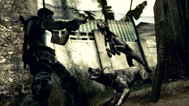 Official Resident Evil 5 (PC)