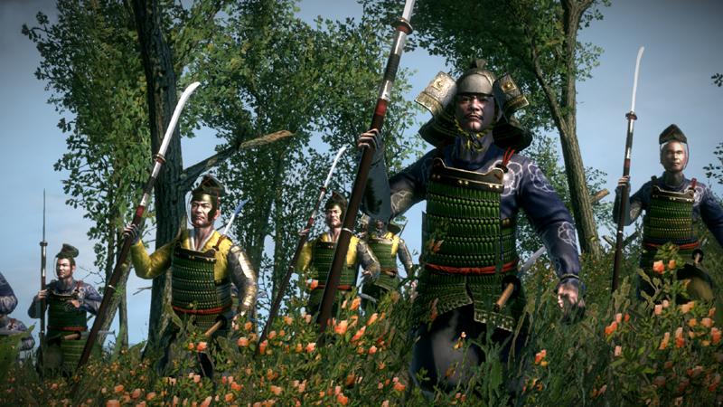 Official Total War: SHOGUN 2 - Rise of the Samurai (DLC)