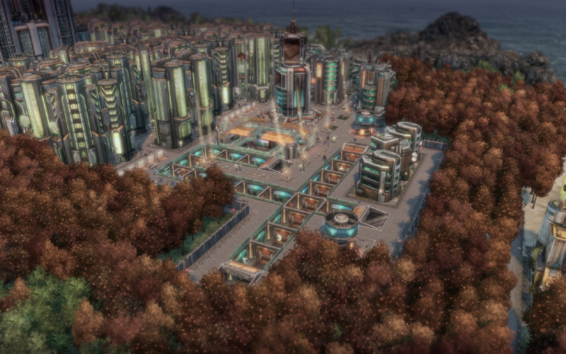 Official Anno 2070 - Financial Crisis Complete Package (DLC 2)