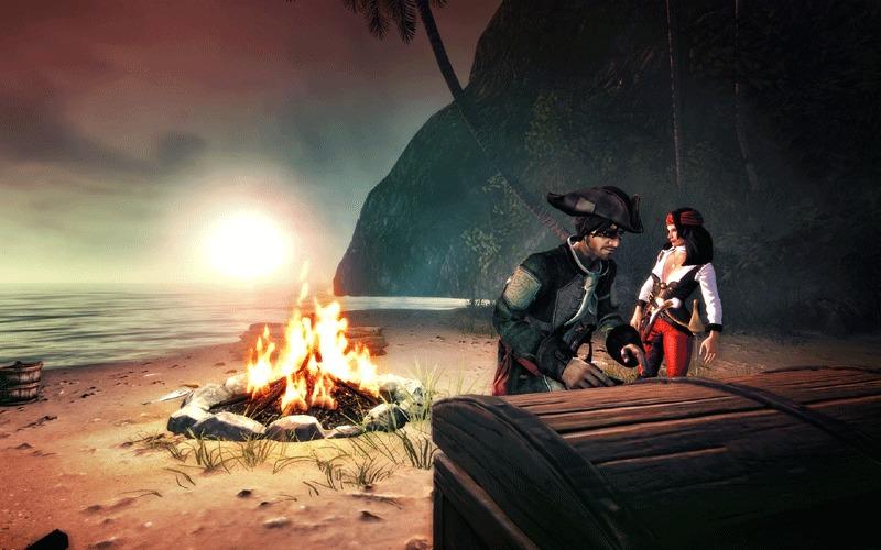Official Risen 2: Dark Waters - Treasure Isle (DLC 2)