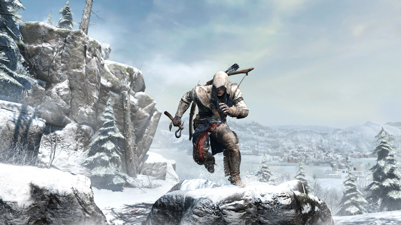 Official Assassin's Creed III