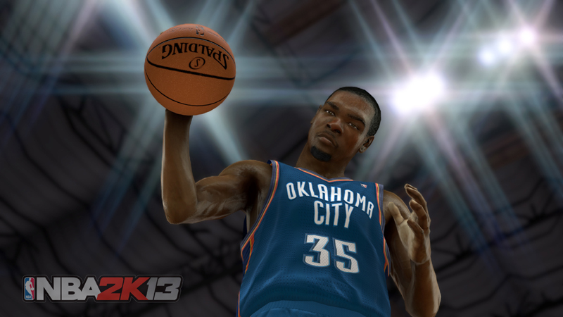 Official NBA 2K13