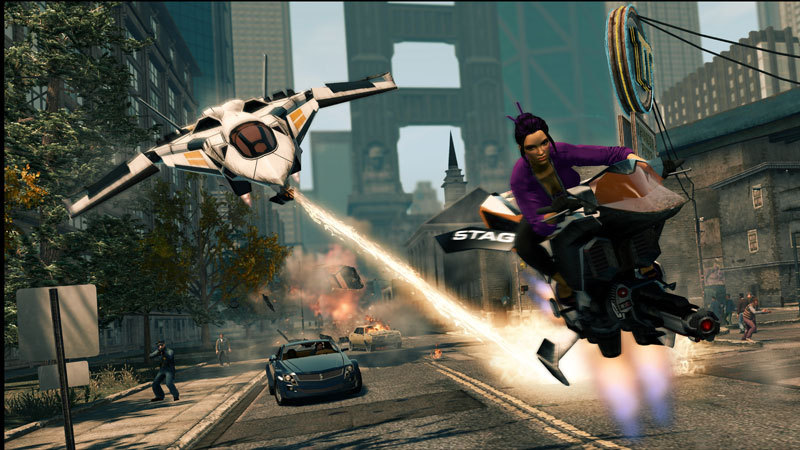 Official Saints Row: The Third - The Full Package