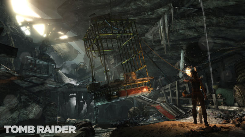 Official Tomb Raider - Survival Edition