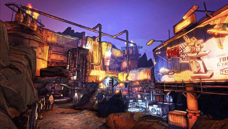 Official Borderlands 2 DLC - Mr. Torgue's Campaign of Carnage