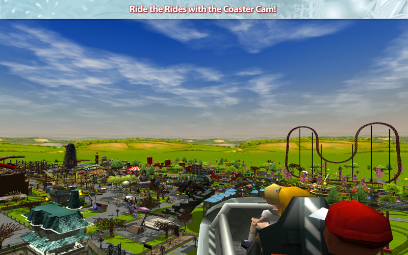 Official RollerCoaster Tycoon 3 Platinum (Mac)