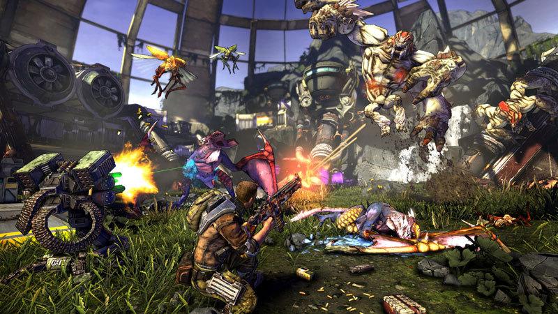Official Borderlands 2 Creature Slaughter Dome (DLC)