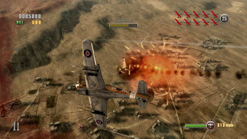 Official Dogfight 1942 - Fire over Africa (DLC)