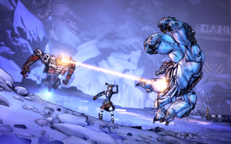 Official Borderlands 2: Mechromancer Pack - DLC (Mac)