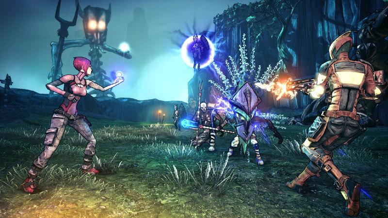Official Borderlands 2 DLC - Sir Hammerlock's Big Game Hunt
