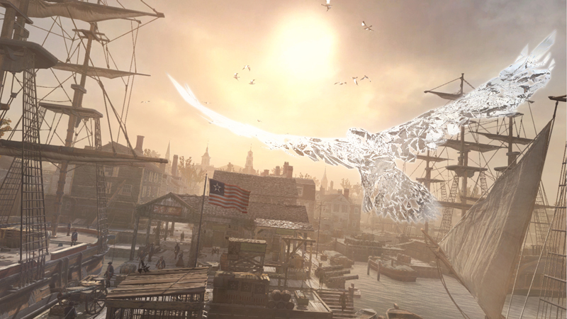 Assassin's Creed III - The Betrayal (DLC 4) фото