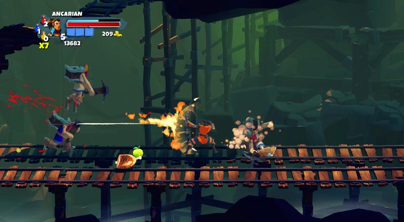 Official Sacred Citadel + Jungle Hunt DLC