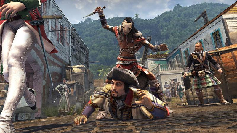 Official Assassin's Creed III - Season Pass