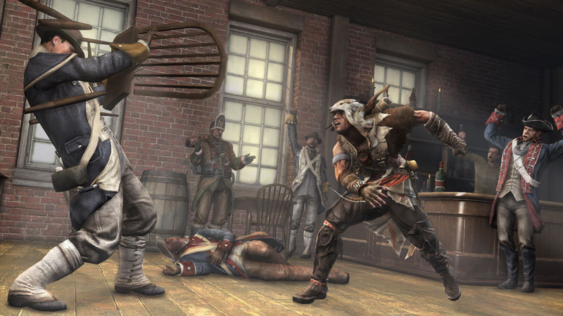 Official Assassin's Creed III -  New Deluxe Edition