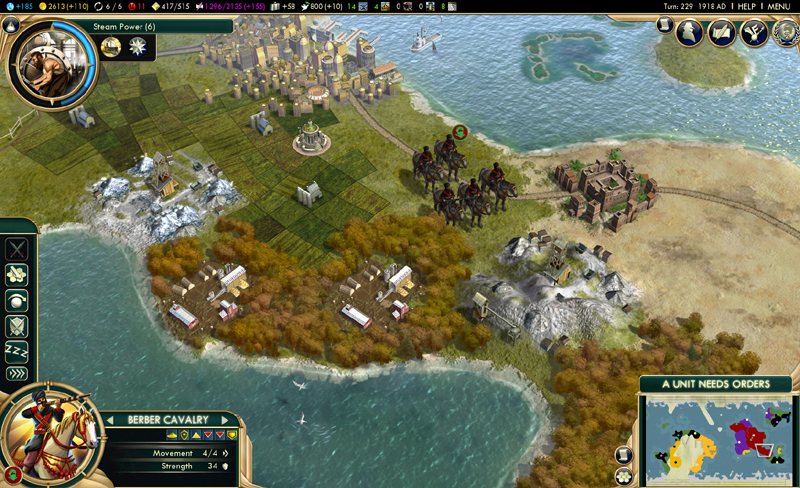 Sid Meier's Civilization V: Brave New World DLC (Mac) фото