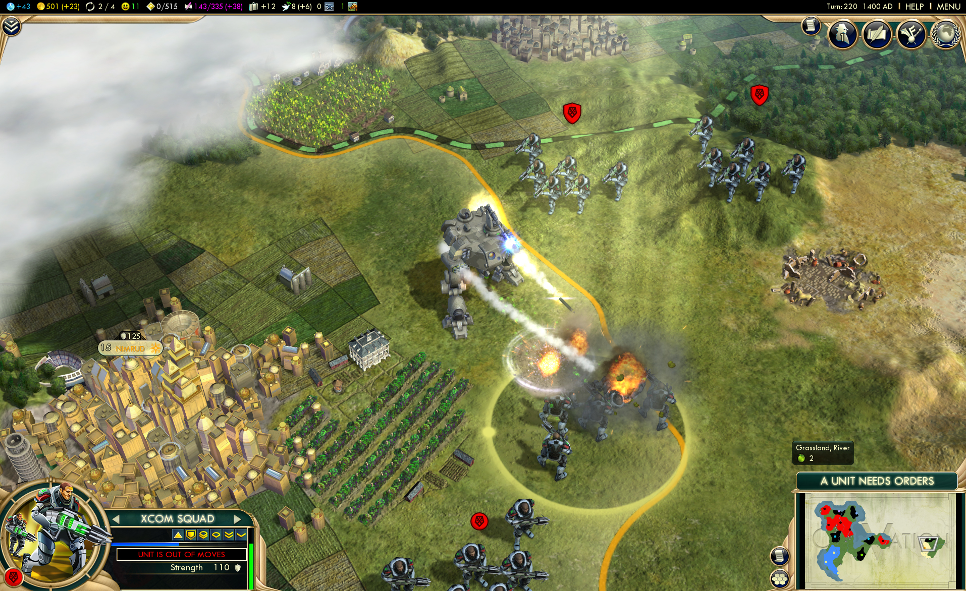 Official Sid Meier's Civilization V: Brave New World (DLC)