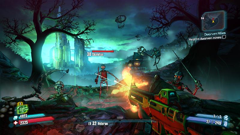 Official Borderlands 2: Tiny Tina's Assault on Dragon Keep - DLC (Mac)