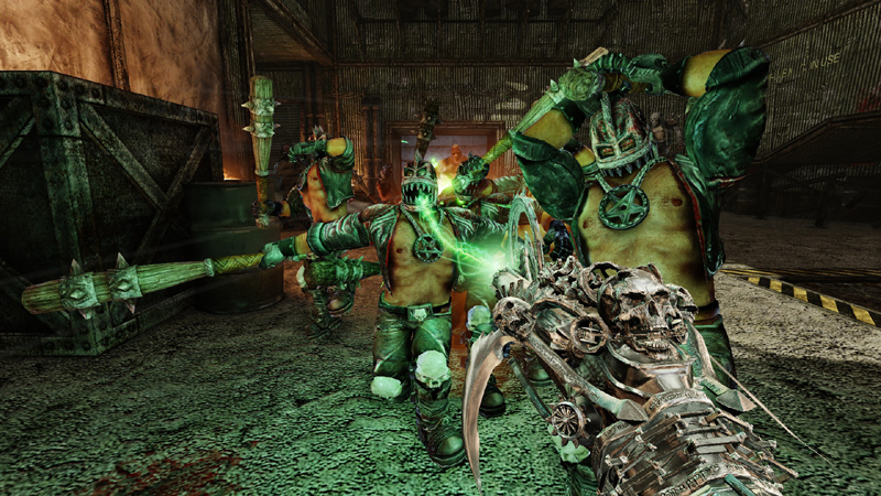 Official Painkiller Hell & Damnation - Full Metal Rocket (DLC 4)