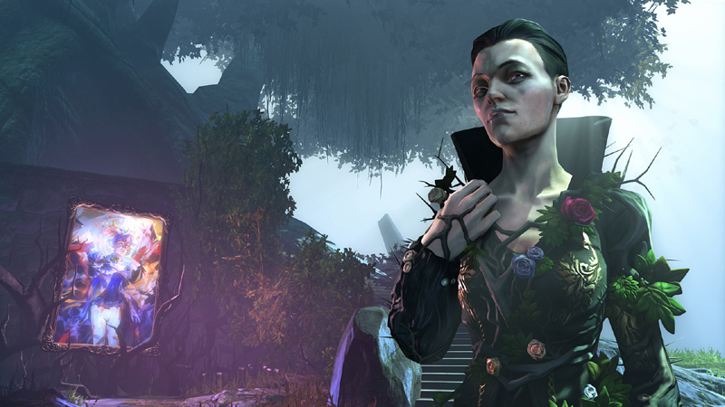 Official Dishonored: The Brigmore Witches (DLC)