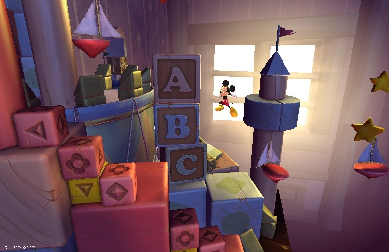 Official Castle of Illusion starring Mickey Mouse