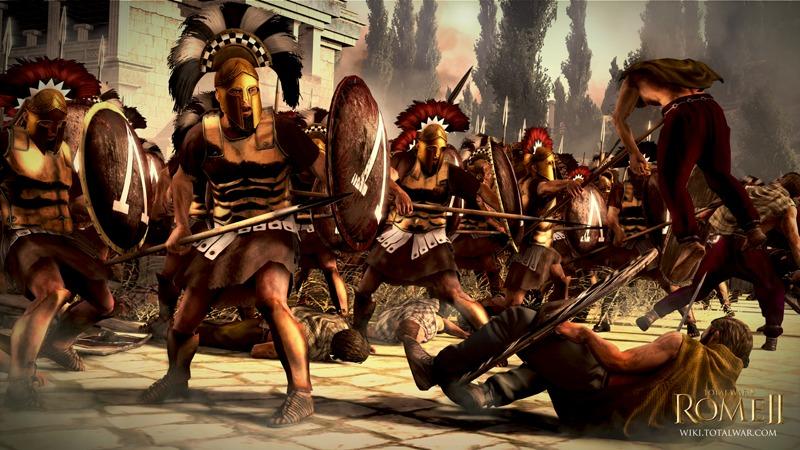 Official Total War: Rome II - Greek States (DLC)