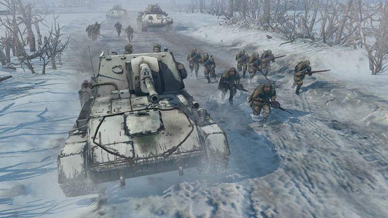 Official Company Of Heroes 2 - Case Blue DLC